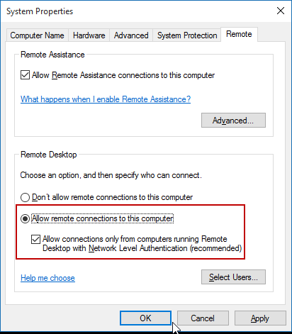 Control your friend pc without installing any software in window.